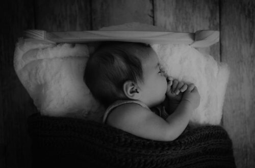 Der richtige Schlafsack fürs Baby